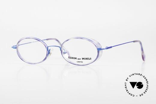Alain Mikli 6719 / 2403 Damen Vintage Designer Brille Details