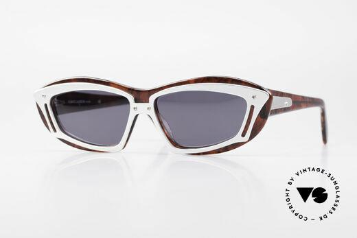 Robert La Roche S70 Vintage Damen Sonnenbrille Details