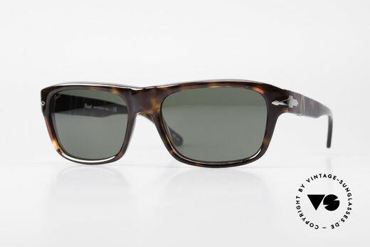 Persol 3001 Klassische Herren Sonnenbrille Details