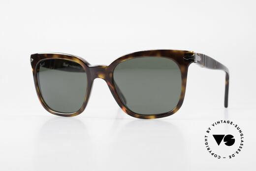 Persol 2999 Klassische Damen Sonnenbrille Details