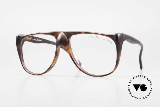 Colani 15-331 Schwungvolle Vintage Brille Details