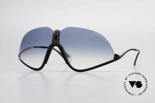 Porsche 5630 Skyline Designer Sportbrille Details