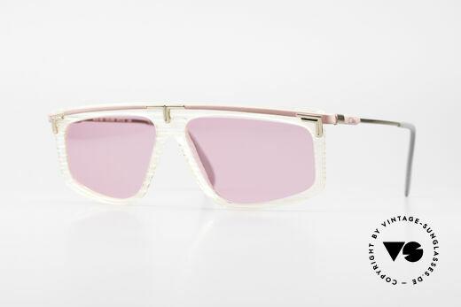 Cazal 190 80er Old School Sonnenbrille Details