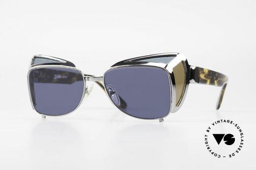 Jean Paul Gaultier 56-9272 Steampunk Sonnenbrille JPG Details
