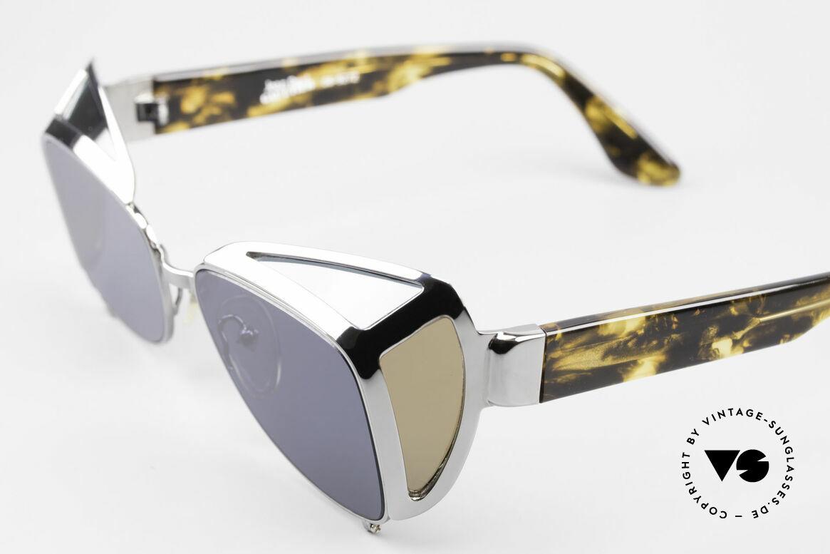 Jean Paul Gaultier 56-9272 Steampunk Sonnenbrille JPG, unbenutzt; wie alle unsere Gaultier Sonnenbrillen, Passend für Herren