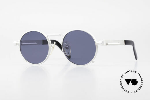 Jean Paul Gaultier 56-8171 Steampunk Vintage Brille JPG Details
