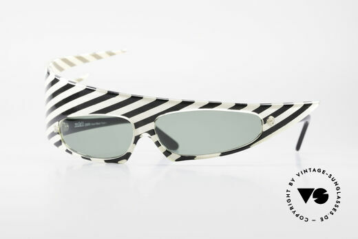 Alain Mikli PLUME Haute Couture Sonnenbrille Details