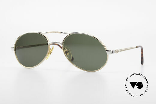 Bugatti 14008 Herren Sonnenbrille Vintage Details