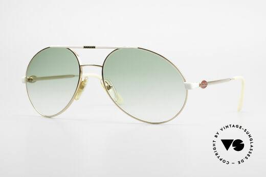 Bugatti 64319 Original 80er Sonnenbrille Details