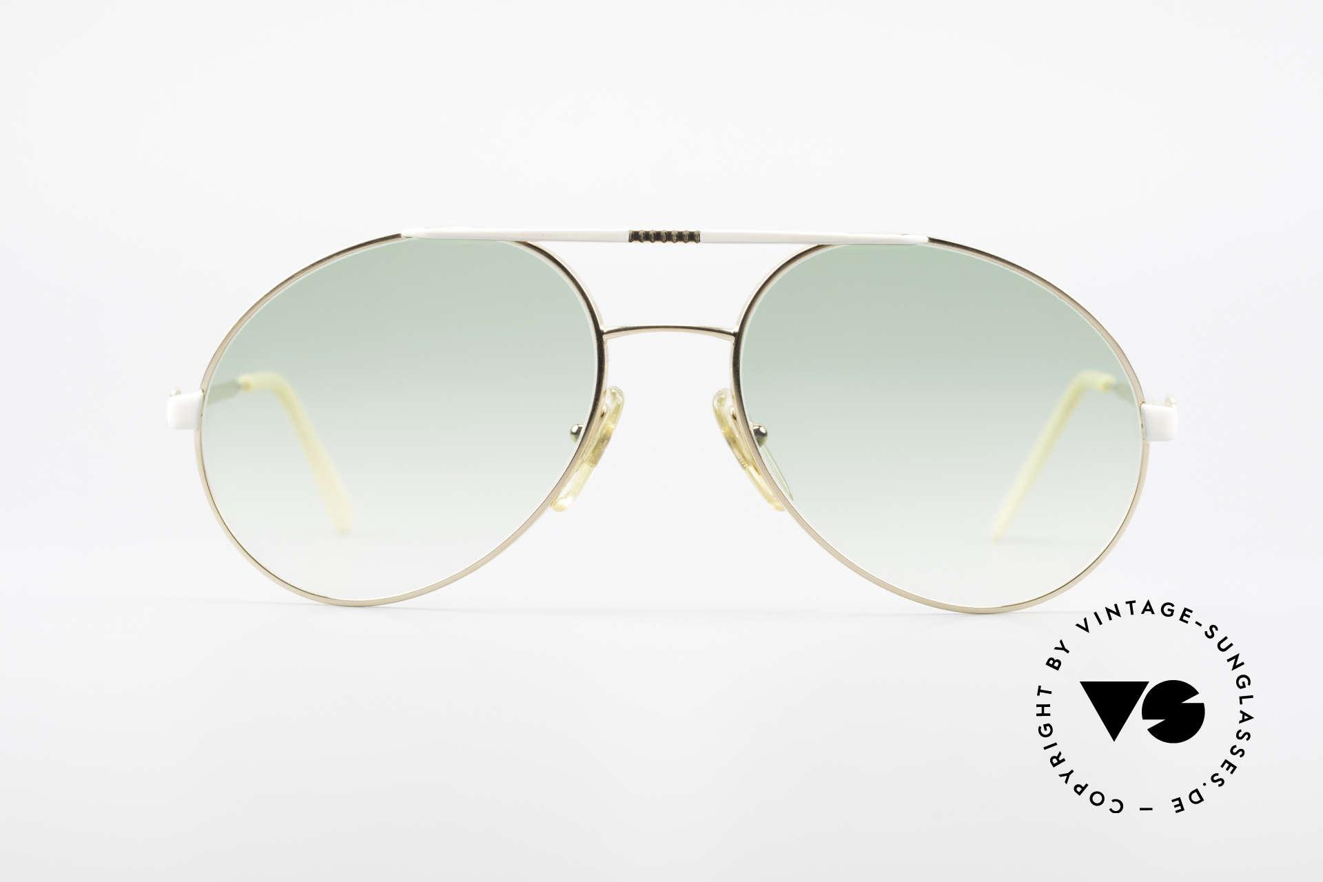 Bugatti 64319 Original 80er Sonnenbrille, höchste Qualität & beste Passform (made in France), Passend für Herren