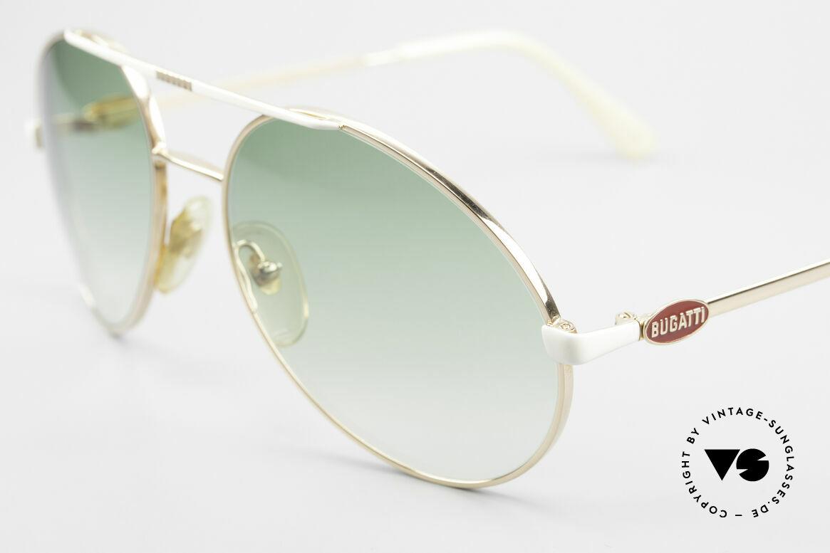 Bugatti 64319 Original 80er Sonnenbrille, ungetragen; wie all unsere seltenen vintage Bugattis, Passend für Herren