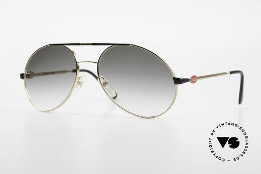Bugatti 65837 Luxus Vintage Sonnenbrille Details