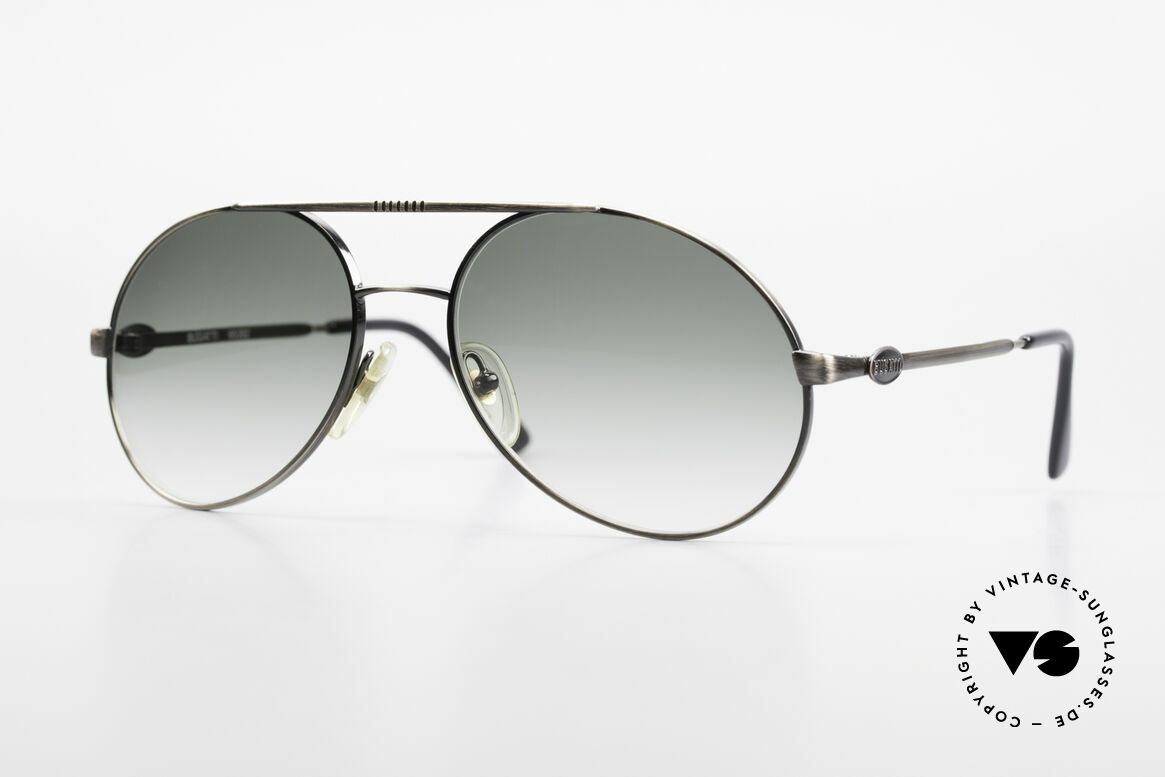 Bugatti 65282 Vintage Herrensonnenbrille