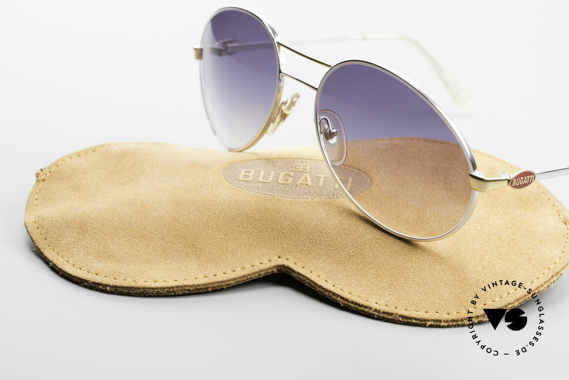 Bugatti 65984 Original 80er No Retro Brille