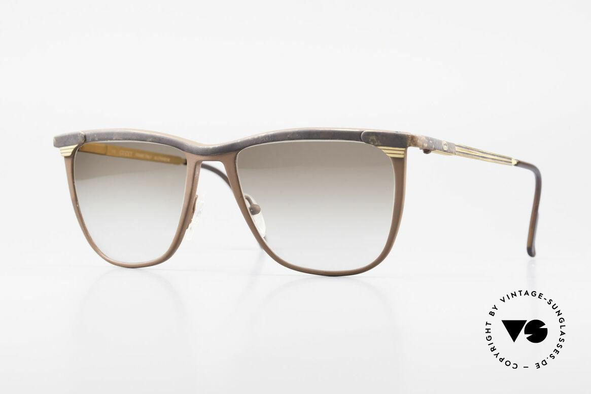 Gucci 2227 Luxus Designer Sonnenbrille, sehr elegante 80er vintage Sonnenbrille von Gucci, Passend für Herren und Damen