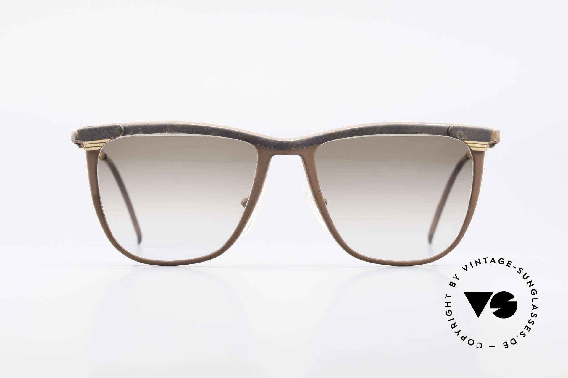 Gucci 2227 Luxus Designer Sonnenbrille, interessante Designdetails wohin das Auge blickt, Passend für Herren und Damen