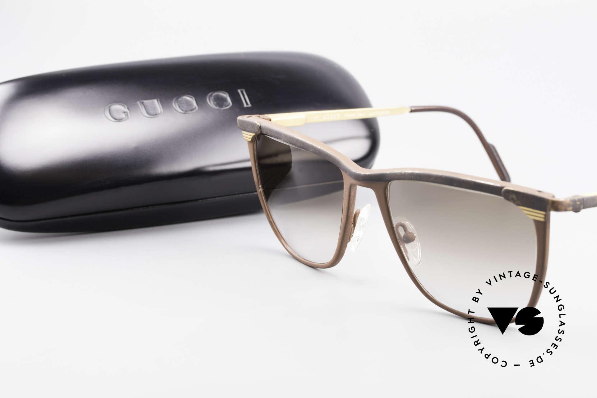 Gucci 2227 Luxus Designer Sonnenbrille, Größe: large, Passend für Herren und Damen