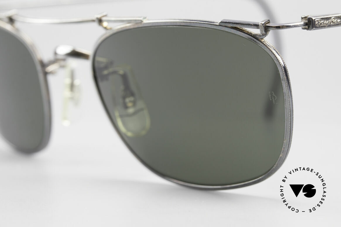 Ray Ban Deco Metals Carre Alte B&L USA Sonnenbrille