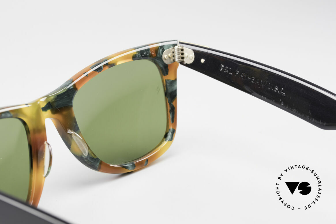 Ray Ban Wayfarer I Limited Deluxe Edition USA