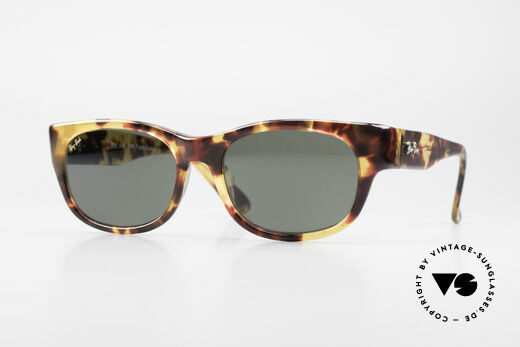 Ray Ban Bohemian Bausch & Lomb Sonnenbrille Details