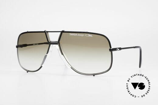 Cazal 902 Targa Design Legends Aviator Sonnenbrille Details