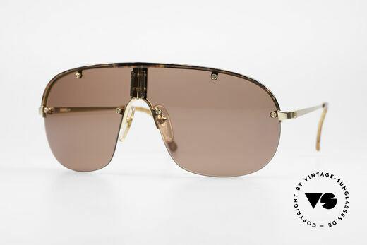 Dunhill 6102 Rare 90er Herren Sonnenbrille Details