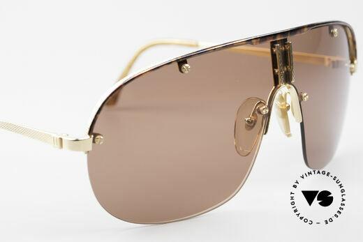 Dunhill 6102 Rare 90er Herren Sonnenbrille, ungetragenes Unikat und Sammlerstück (+ Gucci Etui), Passend für Herren