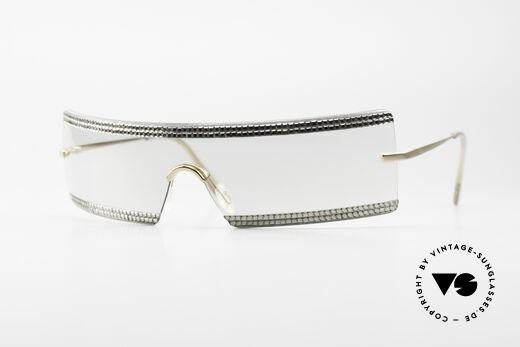 Swarovski S547 Glitzer Sonnenbrille Shades Details