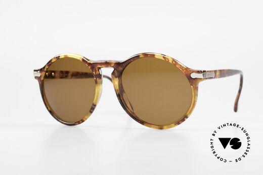 BOSS 5160 Grosse Panto Sonnenbrille Details
