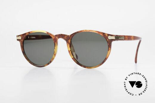 BOSS 5170 Panto Style Sonnenbrille 90er Details