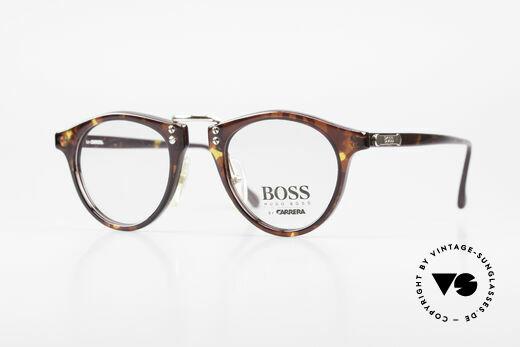 BOSS 5110 90er Panto Brille No Retro Details