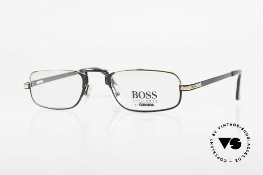 BOSS 5100 Klassische Herren Lesebrille Details