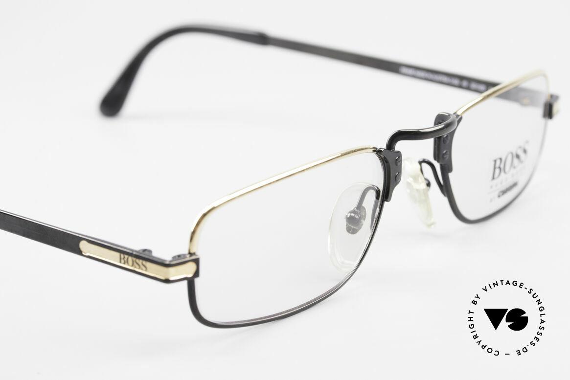 BOSS 5100 Klassische Herren Lesebrille, KEINE Retrobrille; sondern ein echter DesignKlassiker, Passend für Herren