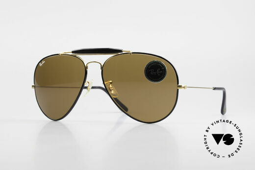 Ray Ban Outdoorsman II Precious Metals USA Ray Ban Details