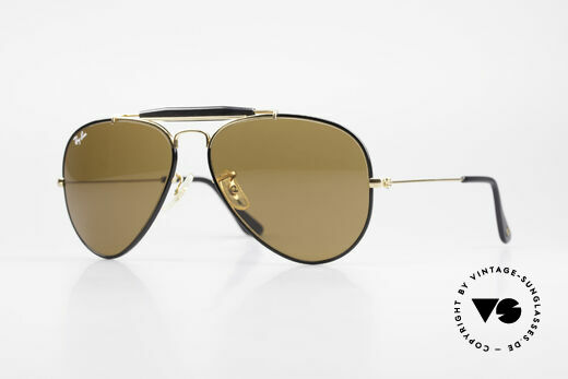 Ray Ban Outdoorsman Precious Metals Ray Ban USA Details