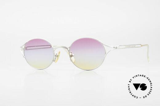 Yohji Yamamoto 51-4103 Panto Designer Sonnenbrille Details