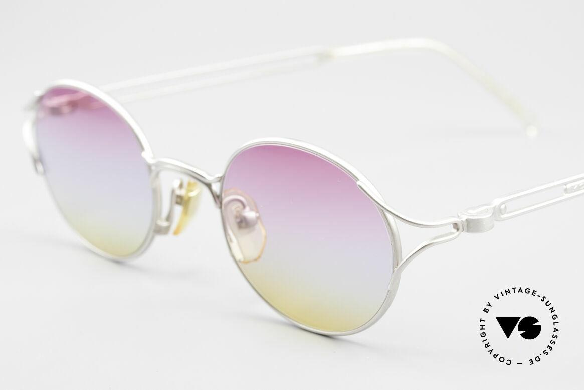 Yohji Yamamoto 51-4103 Panto Designer Sonnenbrille, ungetragen (wie alle unsere vintage Designer-Brillen), Passend für Herren und Damen