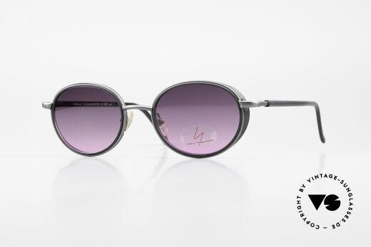 Yohji Yamamoto 51-6201 Seitenblenden Sonnenbrille Details