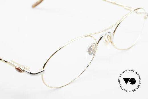 Bugatti 10608 Rare 90er Herren Luxusbrille, KEINE Retrobrille, sondern ein altes ORIGINAL, Passend für Herren
