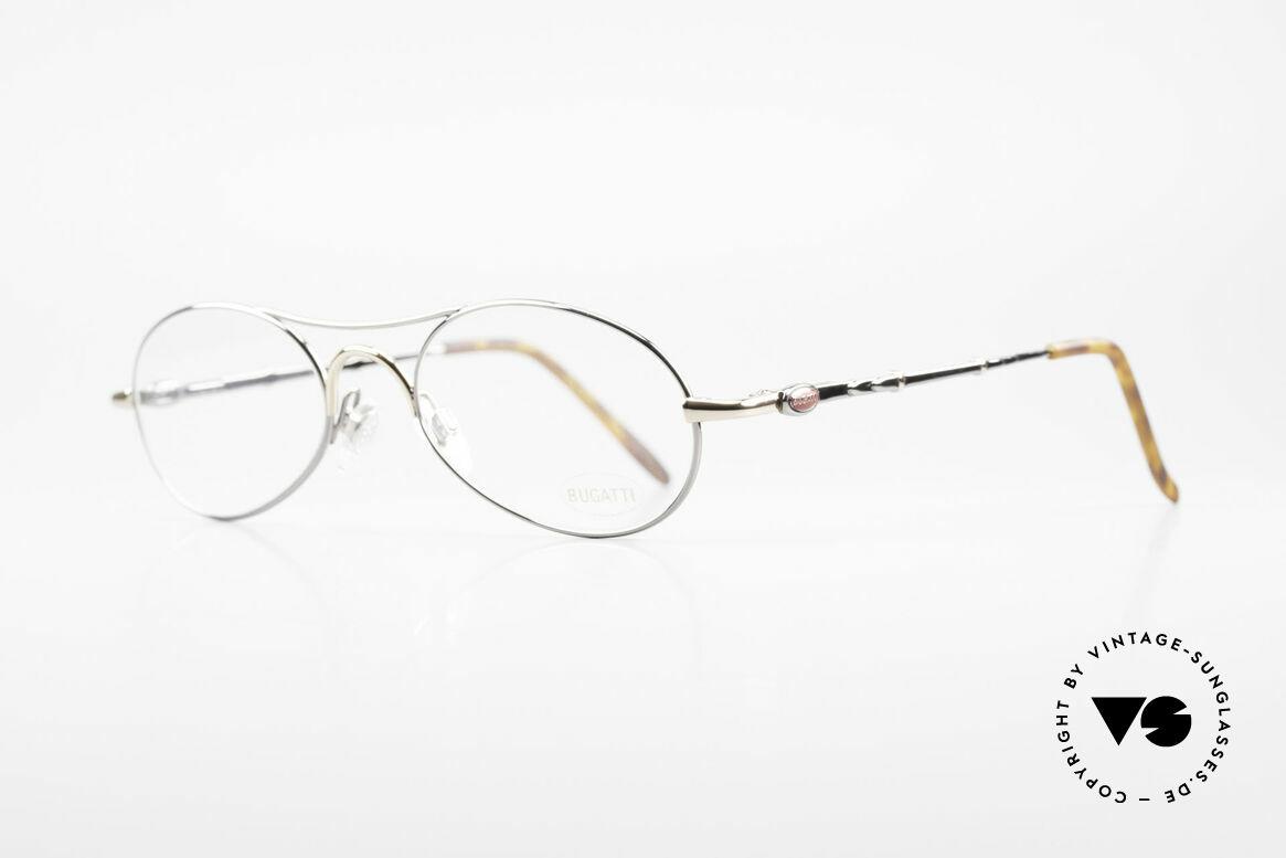 Bugatti 10692 Vintage Herren Luxusbrille