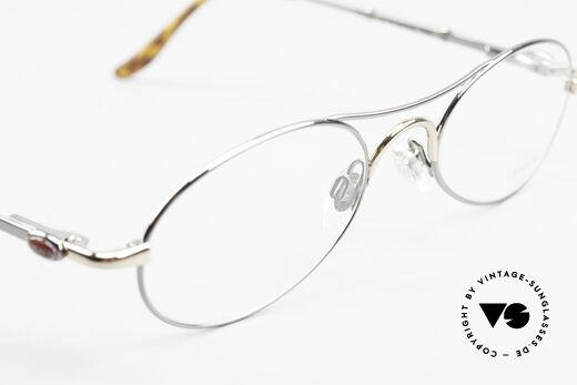 Bugatti 10692 Vintage Herren Luxusbrille, KEINE Retrobrille, sondern ein altes ORIGINAL, Passend für Herren