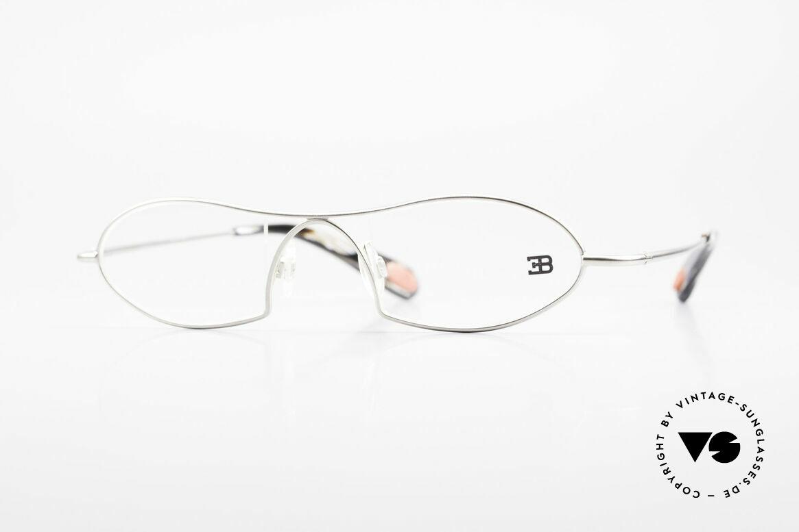 Bugatti 351 Odotype Designer Herrenbrille Luxus