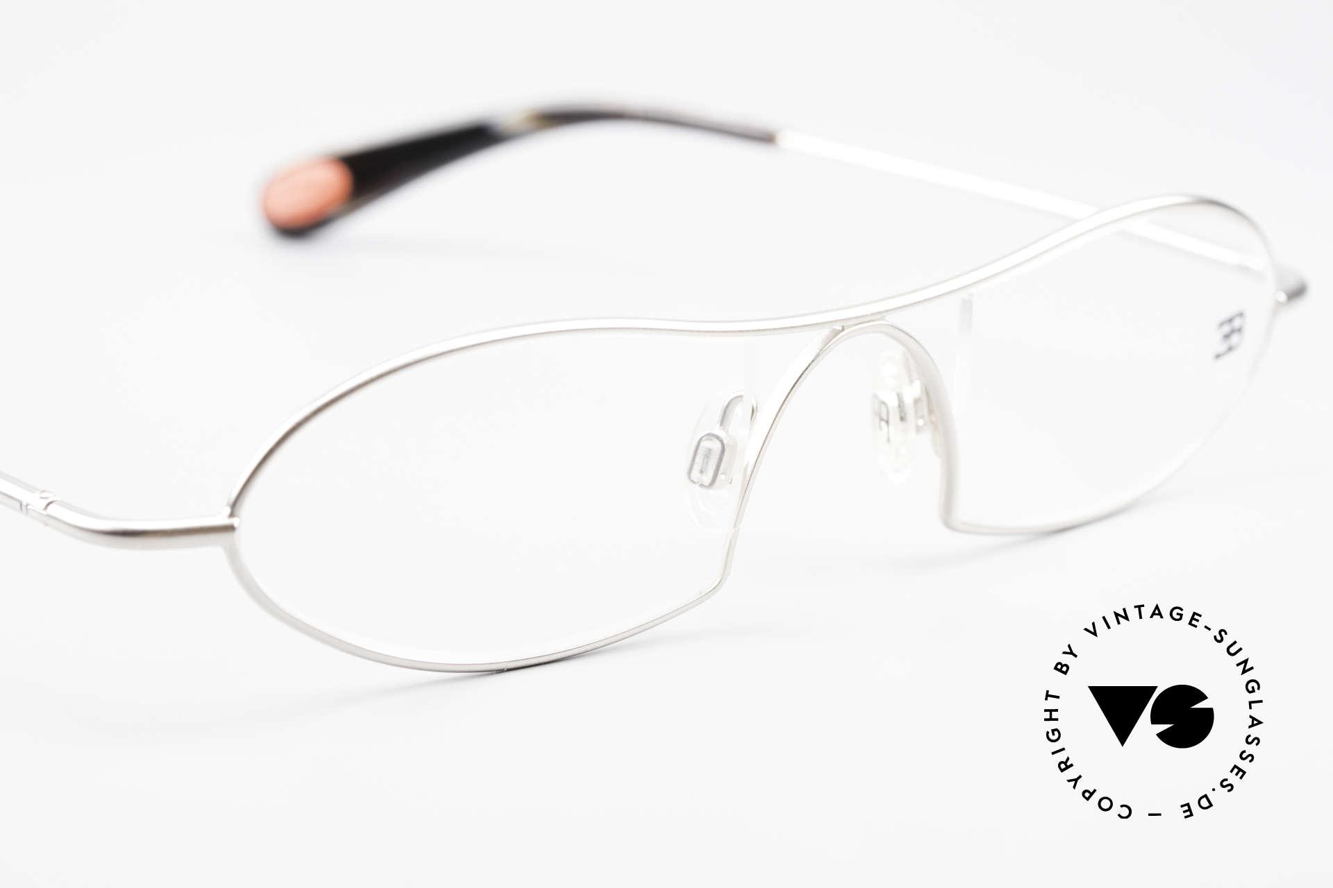 Bugatti 351 Odotype Designer Herrenbrille Luxus, Modell als Brille oder Sonnenbrille verglasbar, Passend für Herren