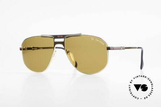 Zeiss 9934 90er Vintage Sonnenbrille Details