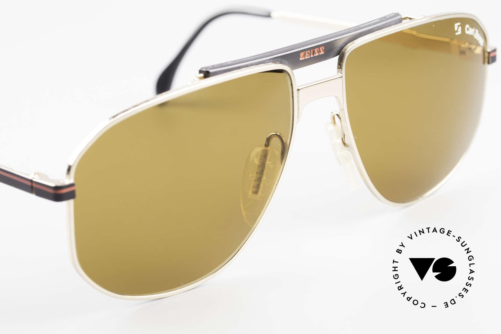 Zeiss 9934 90er Vintage Sonnenbrille, KEIN Retromodell, sondern ein 25 J. altes ORIGINAL!, Passend für Herren