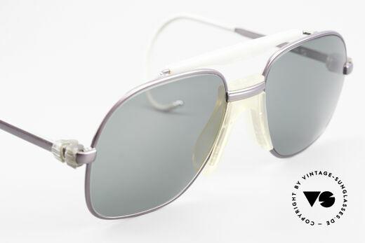 Zeiss 7037 Sportsonnenbrille Old School, KEINE Retrobrille, sondern ein altes Original von 1982, Passend für Herren und Damen
