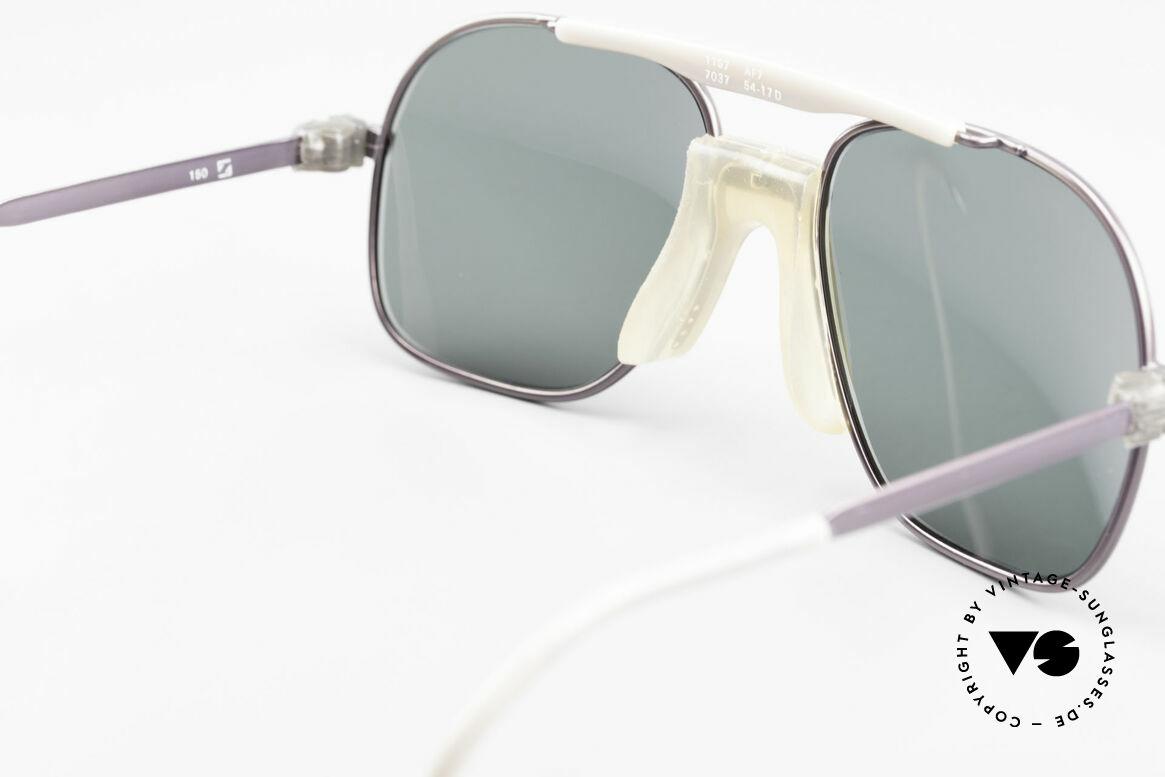 Zeiss 7037 Sportsonnenbrille Old School, Größe: medium, Passend für Herren und Damen