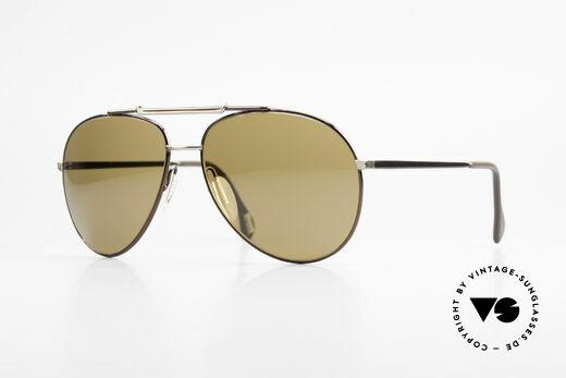 Zeiss 9323 80er Qualität XL Sonnenbrille Details