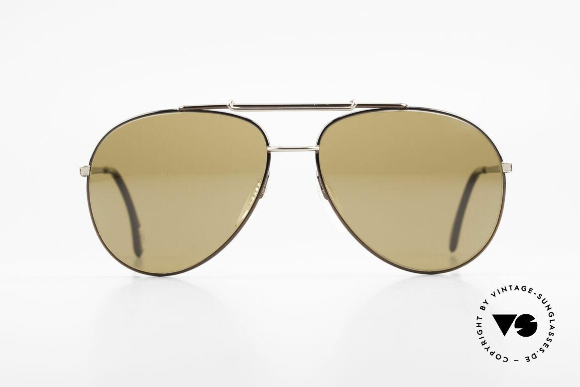 Zeiss 9323 80er Qualität XL Sonnenbrille, alte orig. Zeiss Sonnenbrille mit W.Germany-Aufdruck, Passend für Herren