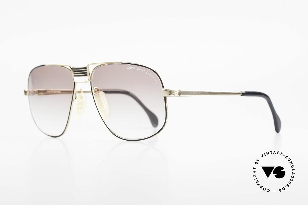 """Zeiss 9387 Extra Grosse 80er Herrenbrille, weltberühmte Zeiss """"West Germany"""" Top-Qualität, Passend für Herren"""